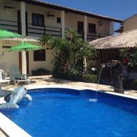 Pousada Villa Joia, hotel in Barra de São Miguel