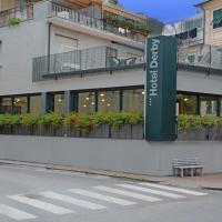 Hotel Derby, отель в городе Финале-Лигуре