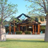 Blue Seas Resort, hotel em Broome