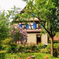 Le Jardin de l'Ill, hotel in Huttenheim