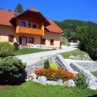 Apartments Trebušak, hotel in Laze v Tuhinju