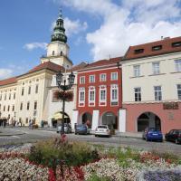 Hotel Purkmistr, hotel in Kroměříž