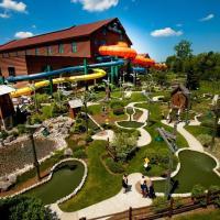 Great Wolf Lodge Waterpark Resort, hotel em Cataratas do Niágara