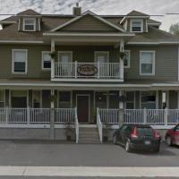 Bayside Inn, hotel em Parry Sound