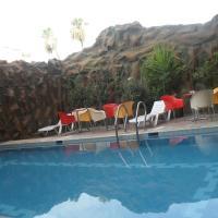Hotel Gomassine, hotel in Gueliz, Marrakesh