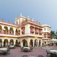 Alsisar Haveli - Heritage Hotel, hôtel à Jaipur