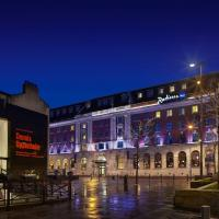 Radisson Blu Hotel, Leeds City Centre