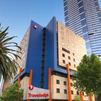 Travelodge Hotel Melbourne Southbank, hotel in Melbourne