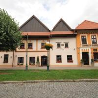 Boutique Hotel Hviezdoslav, hotel in Kežmarok