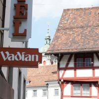 Hotel Vadian Garni, hotel in St. Gallen