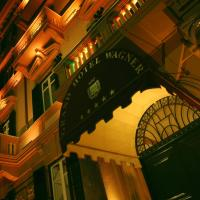 Grand Hotel Wagner, hotel in Palermo
