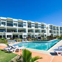 Beachside Magnetic Harbour Apartments, hotel in Nelly Bay