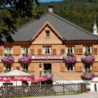 Hotel Gasthof Hirschen, Hotel in Bezau