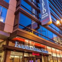Fairfield Inn and Suites Chicago Downtown-River North, hotel in Magnificent Mile, Chicago