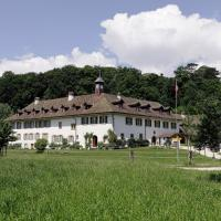Klosterhotel St. Petersinsel, отель в городе Sankt Petersinsel