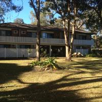 Port Stephens Motel, hotel in Nelson Bay