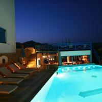 Poseidon Hotel, hotel in Ios Chora