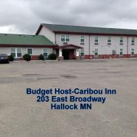 Budget Host Caribou Inn, hotel em Hallock