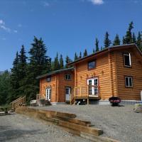 Cabins Over Crag Lake, hotel em Carcross
