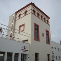 Hostal Monteluna, hotel in Rociana