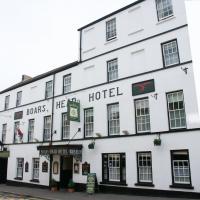 Boars Head Hotel, hotel in Carmarthen