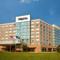 Westin Washington Dulles Airport, hotell nära Washington Dulles internationella flygplats - IAD, Herndon