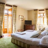 Pazo da Touza, hotel in Nigrán