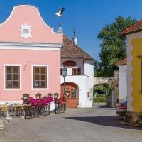 unser rosa Haus für Sie, hotel in Rust