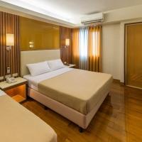 Kabayan Hotel Pasay - Quarantine Hotel, hotel in Manila
