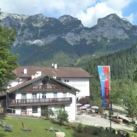 Alpenhotel Beslhof, hotel in Ramsau