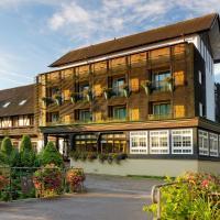 Hotel Hirschen, hotel in Glottertal