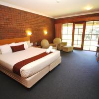 Grange Burn Motel, hotel in Hamilton