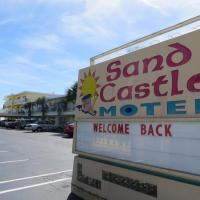 Sand Castle Motel, hotel in Daytona Beach Shores