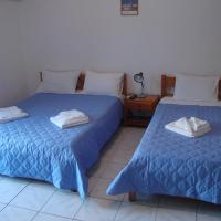 Esperides Hotel: Paralia Agias Foteinis şehrinde bir otel