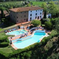 Borgo La Casaccia, hotell i Montaione