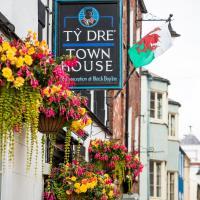 Ty Dre Town House, hotel in Caernarfon