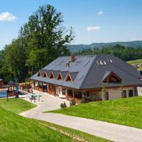 Heipark Tošovice, hotel in Tošovice