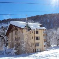 Termas de Chillán Apart Hotel, hotel in Nevados de Chillan