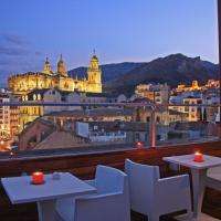 Hotel Xauen, hotel in Jaén
