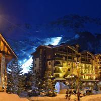 Hotel Tsanteleina, hotel in Val-d'Isère