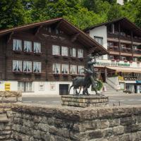 Hotel Weisses Kreuz, hotel in Brienz