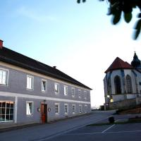 Gasthof Alpenblick, отель в городе Амштеттен