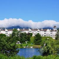 Manoir des Sables Hôtel & Golf, hotel in Magog-Orford