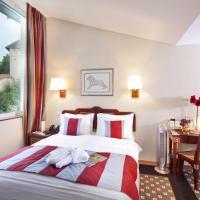 Hôtel aux Remparts, отель в городе Фрибур