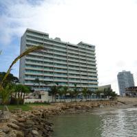 Departamento al pie del mar, hotel em Salinas