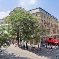 Hotel St.Gotthard, hotel in Zurich