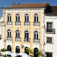 Hotel Villa Bahia, hotel in Salvador