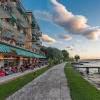 Hotel Nettuno, hotell i Brenzone sul Garda