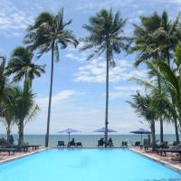 Rang Garden Beach Side, отель в Муйне