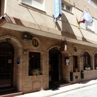Hotel Guillermo II, hotel en Mazarrón